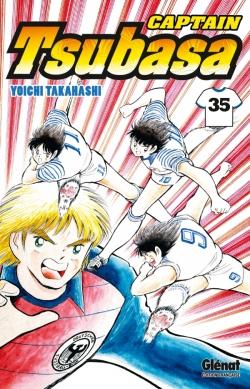 Captain Tsubasa - Tome 35