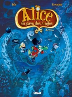 Alice au pays des singes - Livre II