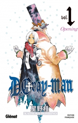 D.Gray-Man - Édition originale - Tome 01
