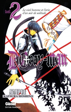 D.Gray-Man - Édition originale - Tome 02
