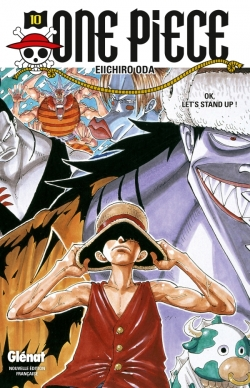 One Piece - Édition originale - Tome 10