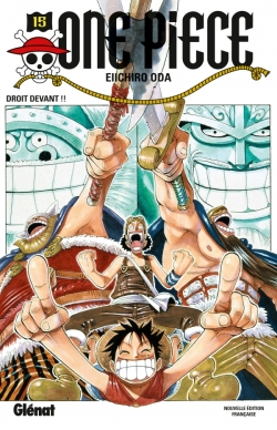 One Piece - Édition originale - Tome 15
