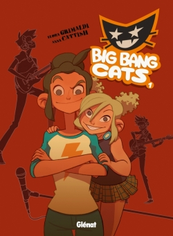 Big Bang Cats - Tome 01