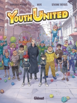 Youth United - Tome 01