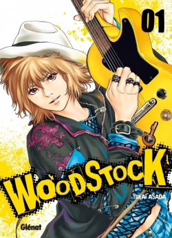 Woodstock - Tome 01