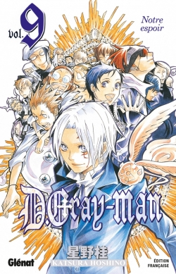 D.Gray-Man - Édition originale - Tome 09
