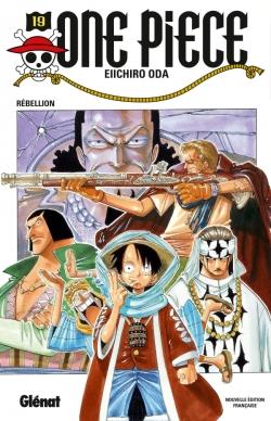 One Piece - Édition originale - Tome 19