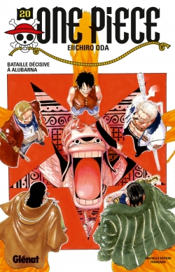 One Piece - Édition originale - Tome 20