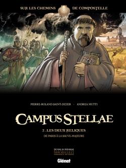 Campus Stellae, sur les chemins de Compostelle - Tome 02