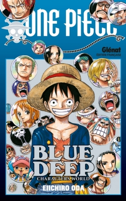 One Piece - Blue Deep