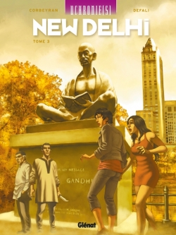 Uchronie[s] - New Delhi - Tome 03