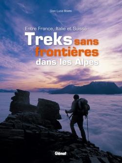 Treks sans frontière dans les Alpes