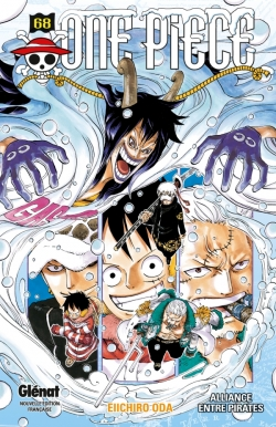 One Piece - Édition originale - Tome 68