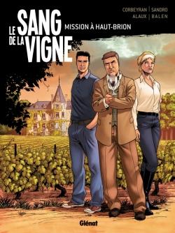 Le Sang de la vigne - Tome 01