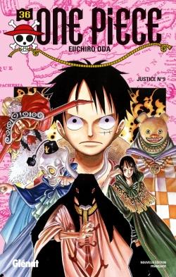 One Piece - Édition originale - Tome 36