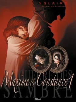 La Guerre des Sambre - Maxime et Constance - Tome 01