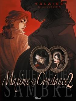 La Guerre des Sambre - Maxime et Constance - Tome 02