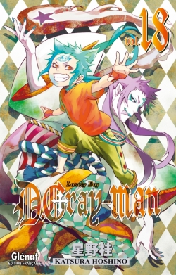 D.Gray-Man - Édition originale - Tome 18