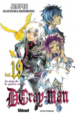 D.Gray-Man - Édition originale - Tome 19