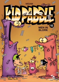 Kid Paddle - Tome 15