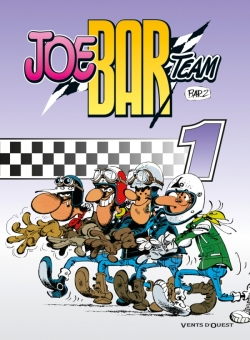 Joe Bar Team - Tome 01