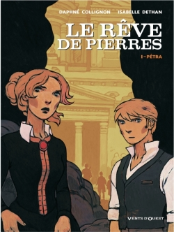 Le Rêve de Pierres - Tome 01