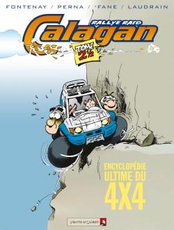 Calagan - Rallye raid - Tome 2.5