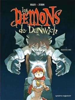 Les Démons de Dunwich - Tome 01