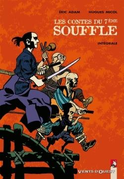 Les Contes du Septième Souffle - Intégrale