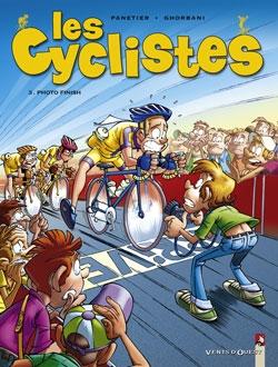 Les Cyclistes - Tome 03