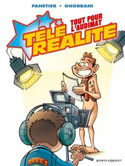 Télé Réalité - Tome 02