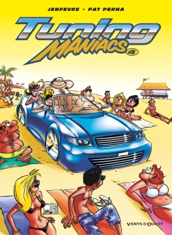 Tuning Maniacs - Tome 04