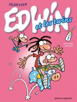 Edwin et les Twins - Tome 01