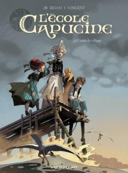 L'École Capucine - Tome 01
