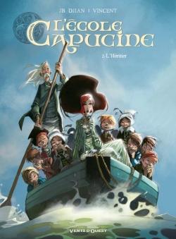 L'École Capucine - Tome 02