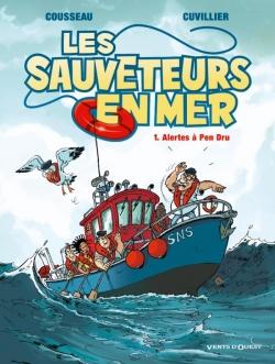 Les Sauveteurs en mer - Tome 01