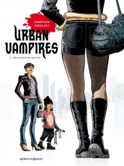 Urban Vampires - Tome 01