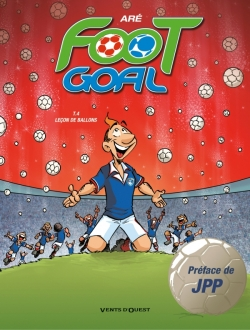 Foot Goal - Tome 04