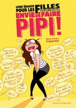 Livret éducatif pour les filles qui ont toujours envie de faire pipi !