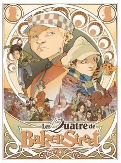 Les Quatre de Baker Street - Coffret