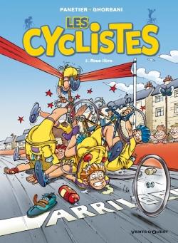 Les Cyclistes - Tome 02