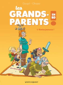 Les Grands-Parents en BD - Tome 01