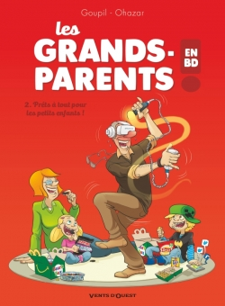 Les Grands-Parents en BD - Tome 02