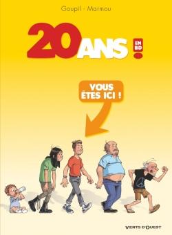 20 ans en BD