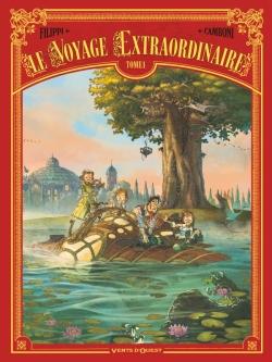 Le Voyage extraordinaire - Tome 01 - OP Jeunesse