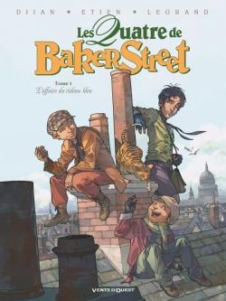 Les Quatre de Baker Street - Tome 01 - OP Jeunesse