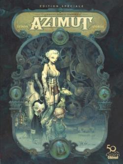 Azimut - Tome 01 - Édition spéciale 50 ans