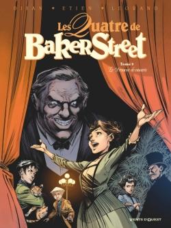 Les Quatre de Baker Street - Tome 09