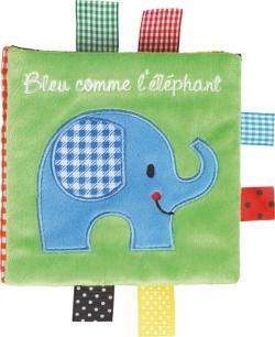 Bleu comme l'éléphant