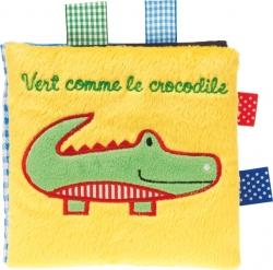 Vert comme le crocodile